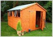 Sheds in stock